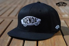 Agenda x Flexfit 3-Year Cap Collaboration