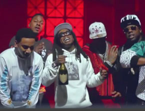 Lil Wayne, Birdman & Euro - We Alright (Music Video)