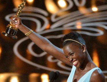 Lupita Nyong'o wins Best Supporting Actress for '12 Years a Slave'
