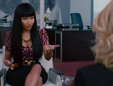 First Look At Nicki Minaj In 'The Other Woman'
