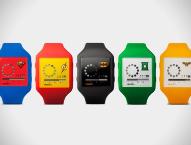 DC Comics x NOOKA Watches 2014 Collection