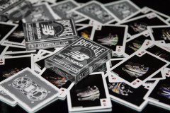 Distinct Life x Bicycle For New Balance Playing Cards