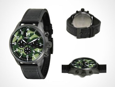 Meister Watches x B:Scott Capsule Collection