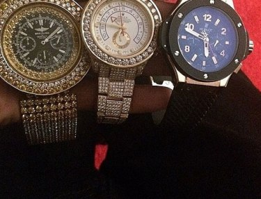 Mystery Instagram Account Busts Rappers With Fake Watches