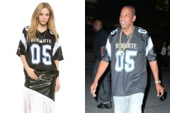 Jay Z Spotted Rocking Women's Clothing
