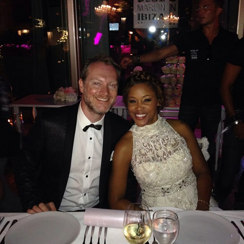 Eve and Maximillion Cooper