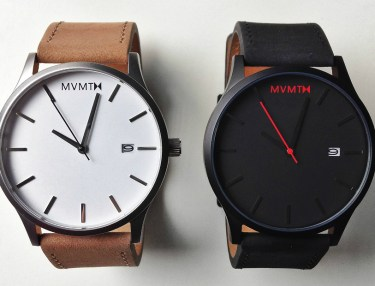 MVMT Watches - Father's Day 2014