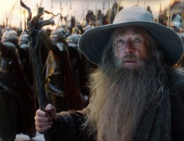 The Hobbit: The Battle of the Five Armies (Teaser Trailer)