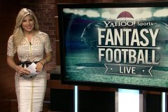 Yahoo! Live Fantasy Football Live