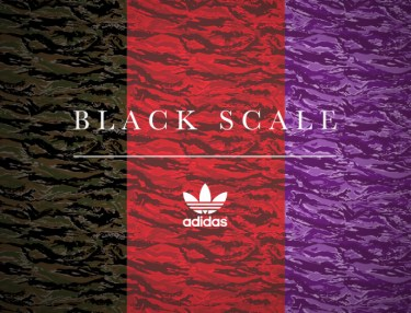 Black Scale x Adidas Originals Fall 2014 Teaser