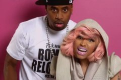 Nicki Minaj and ScaffBeezy