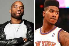 Charlamagne Tha God and Iman Shumpert