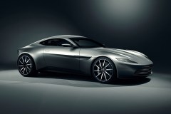 Aston Martin Unveils DB10 For New James Bond Film