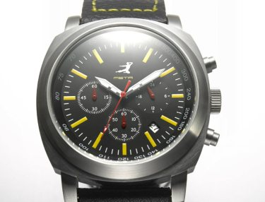 Meister Watches Presents Official Bruce Lee SE Racer Collab