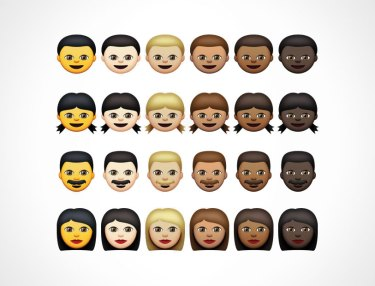 New emojis for Apple iOS X
