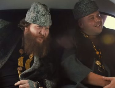 Action Bronson ft. Chance The Rapper - Baby Blue (Video)
