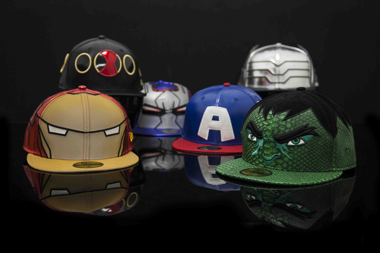 Marvel x New Era 'Avengers: Age of Ultron' 59FIFTY Collection