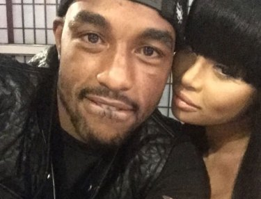 Blac Chyna and J'Leon Love