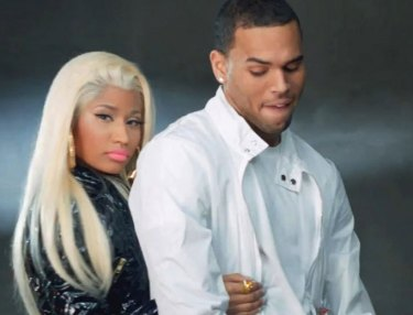 Chris Brown and Nicki Minaj