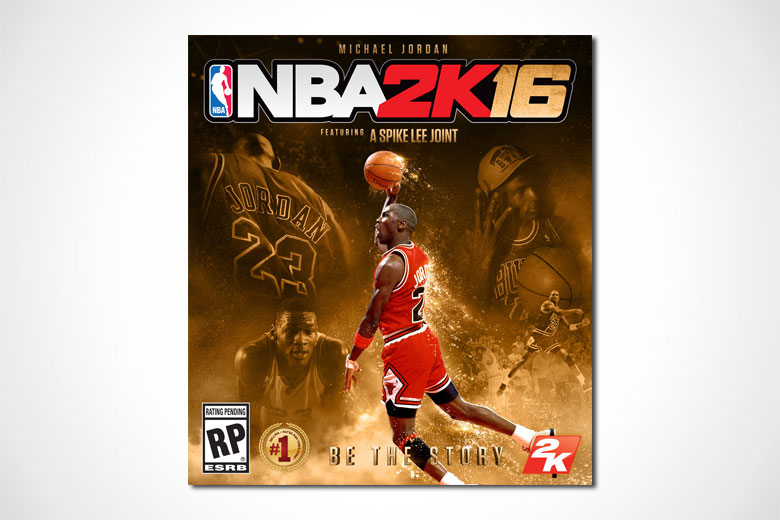 NBA 2K16 Special Edition with Michael Jordan
