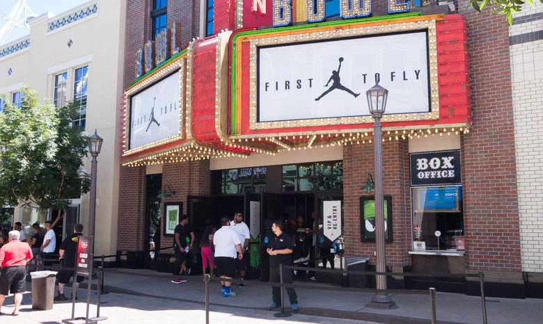 Jordan Brand 'First To Fly' Event In Las Vegas (Recap)