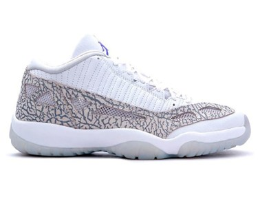 Air Jordan 11 Retro Low IE - Cobalt