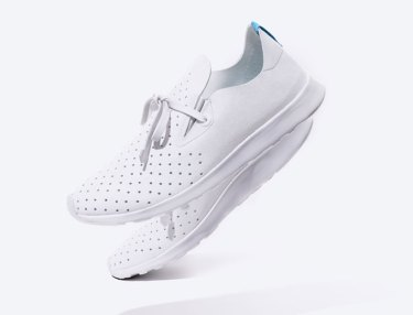 Native Shoes Apollo Moc - Shell White