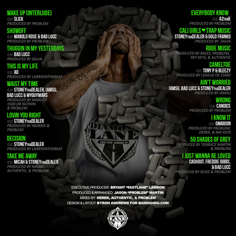 Problem - Mollywood 3: The Relapse (Side B) (Mixtape)