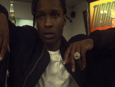 A$AP Rocky - Jukebox Joints (Video)