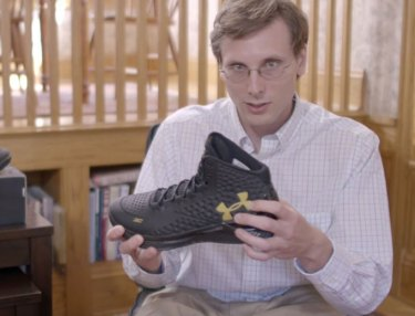 Brad Hall Reviews The Under Armour Curry One
