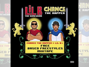 Lil B & Chance The Rapper - Free (Mixtape)