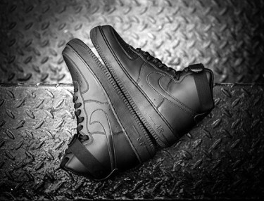 Nike Air Force 1 High '07 - All-Black