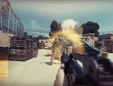 First-Person Shooter In Real-Life, With Weapons From Iconic Video Games