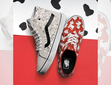 Vans x Disney Holiday 2015 'Young At Heart' Collection