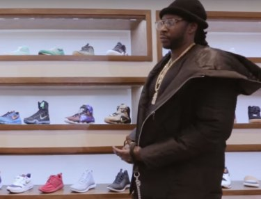 Sneaker Shopping With 2 Chainz