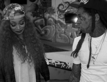 Monica ft. Lil Wayne - Just Right For Me (Video)