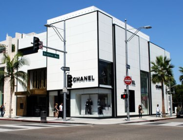 Chanel on Rodeo Drive