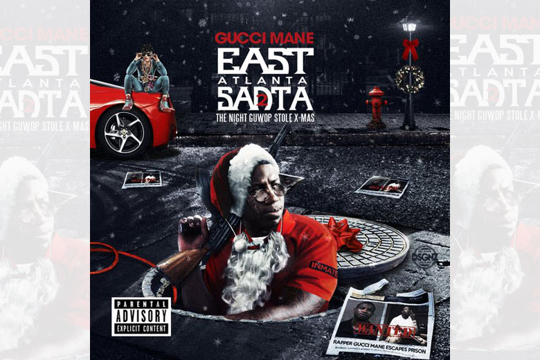 Gucci Mane - East Atlanta Santa 2 (Mixtape)