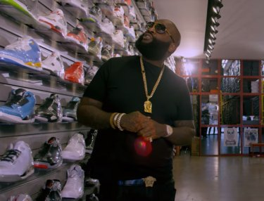 Sneaker Shopping With Rick Ross