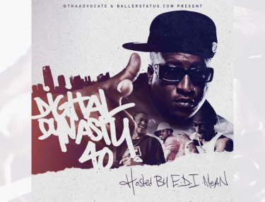 Digital Dynasty 40, hosted by E.D.I. Don, aka E.D.I. Mean