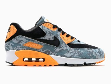 Nike Air Max 90 PRM - Blue Fox
