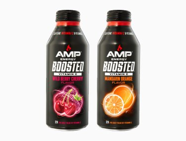 AMP Energy Boosted