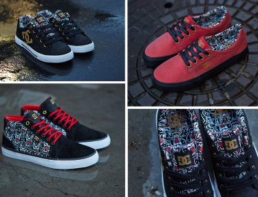 Taylor Reeve x DC Shoes Collection