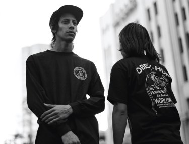 HUF x OBEY 2016 Collection