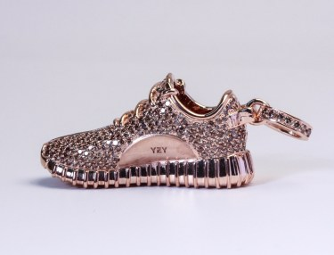 Diamond Yeezy Boost 350 Pendant by IF & Co.