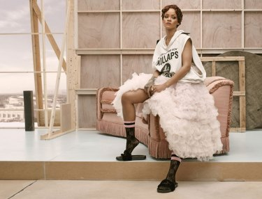 Fenty for Stance by Rihanna Summer 2016 Collection