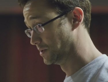 SNOWDEN (Official Trailer) starring Joseph Gordon-Levitt