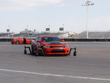 Experiencing the Dodge x Bob Bondurant School Of High Performance Driving