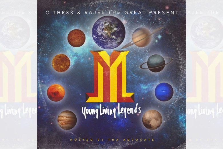 C THR33 & Rajee The Great - YLL (Young Living Legends)