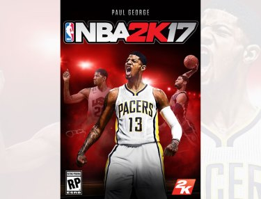 NBA 2K17 - Paul George